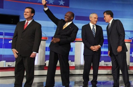 The Fashion Whip: GOP Debate Style: A Spotter's Guide To The Best and Worst of 2012