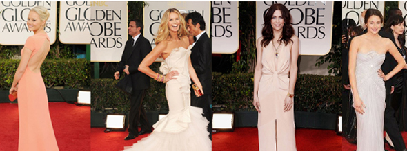 Fashion Whip: How YOU Can Wear The Golden Globes Dress Trends