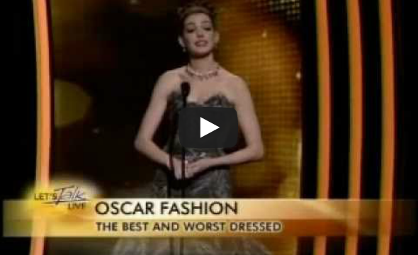 Lauren Reveals Red Carpet Secrets From The Oscars